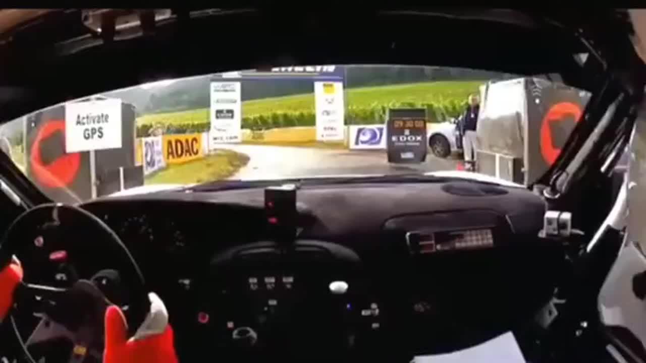 拉力赛第一视角,安排,在这道路上你们能跑多快?