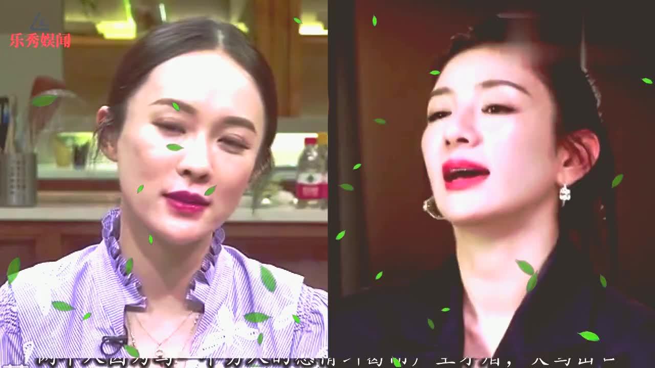对水火不容的明星,范玮琪张韶涵隔空互怼,姐妹情谊一刀两断