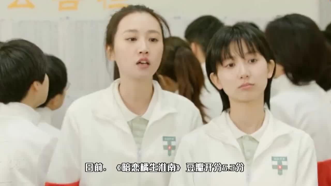 求放过暗恋橘生淮南豆瓣开分53分导演质疑打分标准