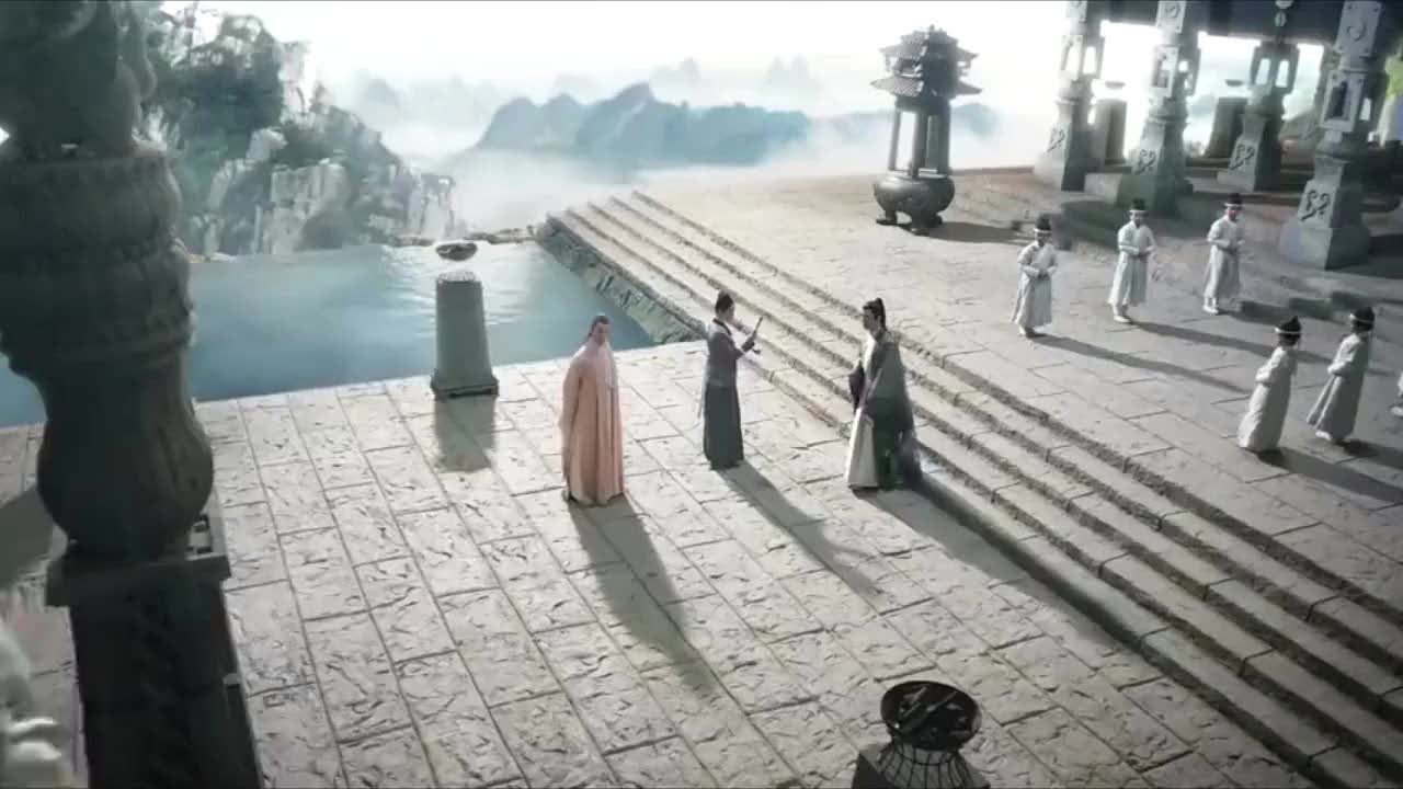 三生三世之十七拜师,不料听说没礼物,竟然不愿意拜师了