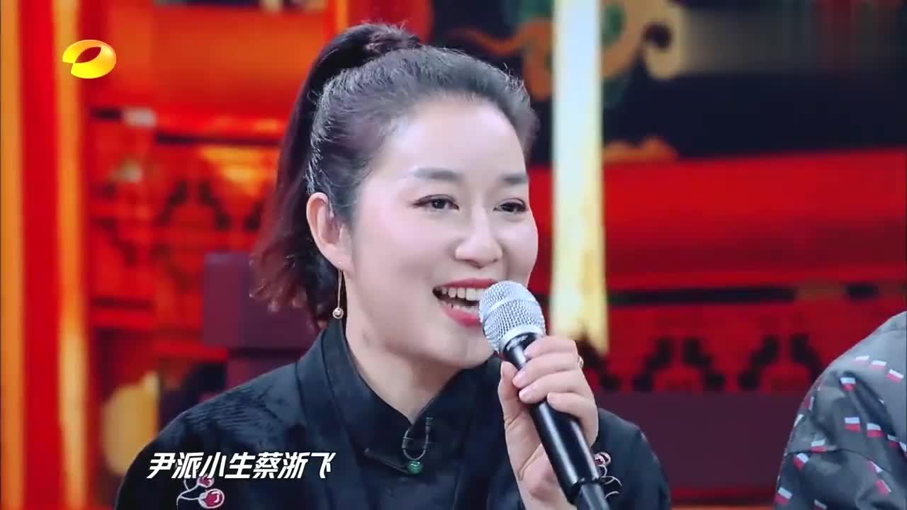 京剧大师从艺30年,一段穆桂英挂帅惊艳全场,不愧是国家一级演员
