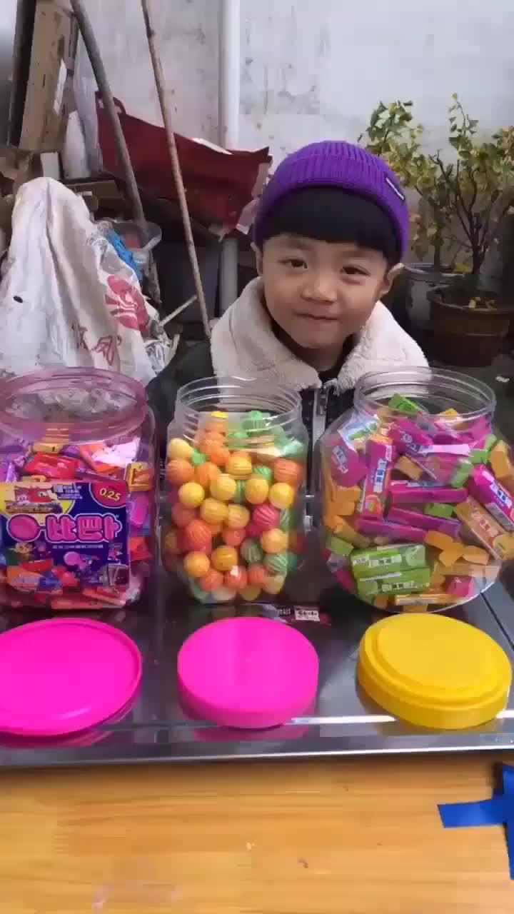 童年趣事宝贝可以给我吃一颗糖吗