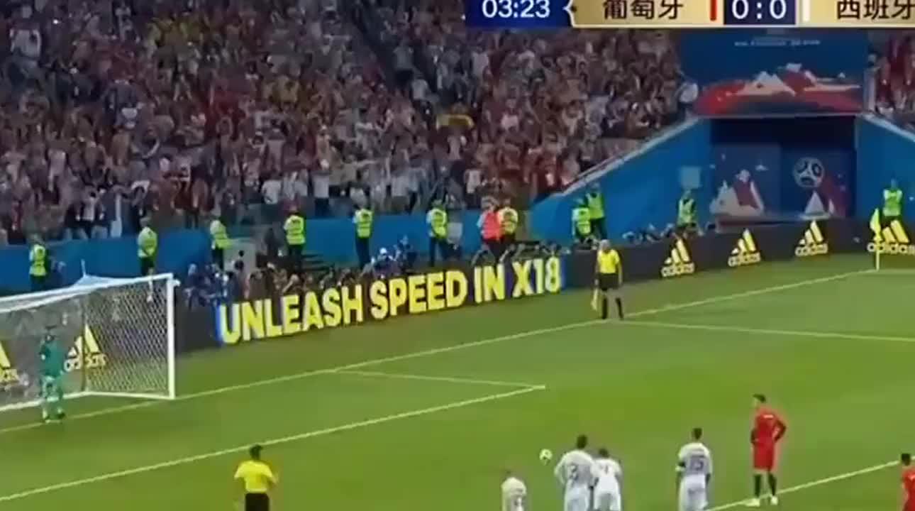 世界杯经典 科斯塔独中两元纳乔世界波 C罗电梯球破门绝平西班牙