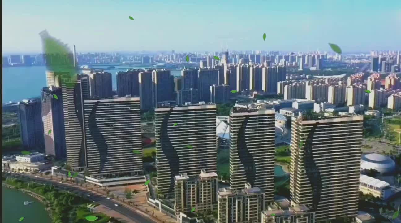 航拍九江市,不愧是江西省第二大城市,发展速度太快了