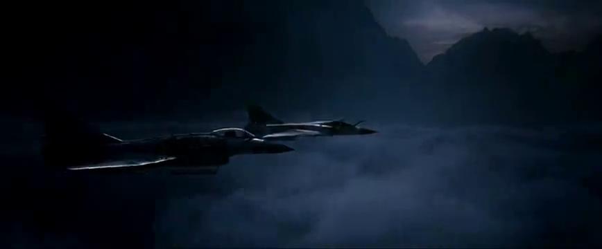 空天猎:飞行员开战机,和敌机同归于尽,指挥室全场静默
