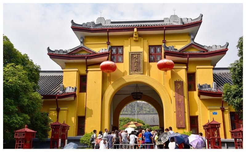 明朝的靖江王府,比北京故宫还早建成三十四年,还曾出了四位状元