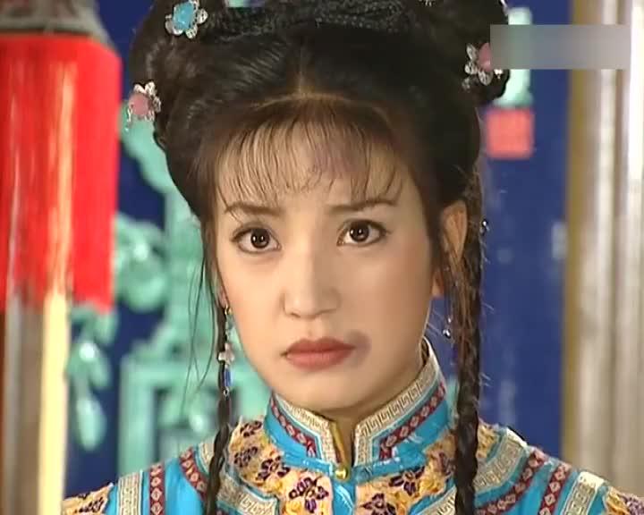 小燕子打了侍卫逃出了宫,皇上的反应,却让她简直不敢相信!