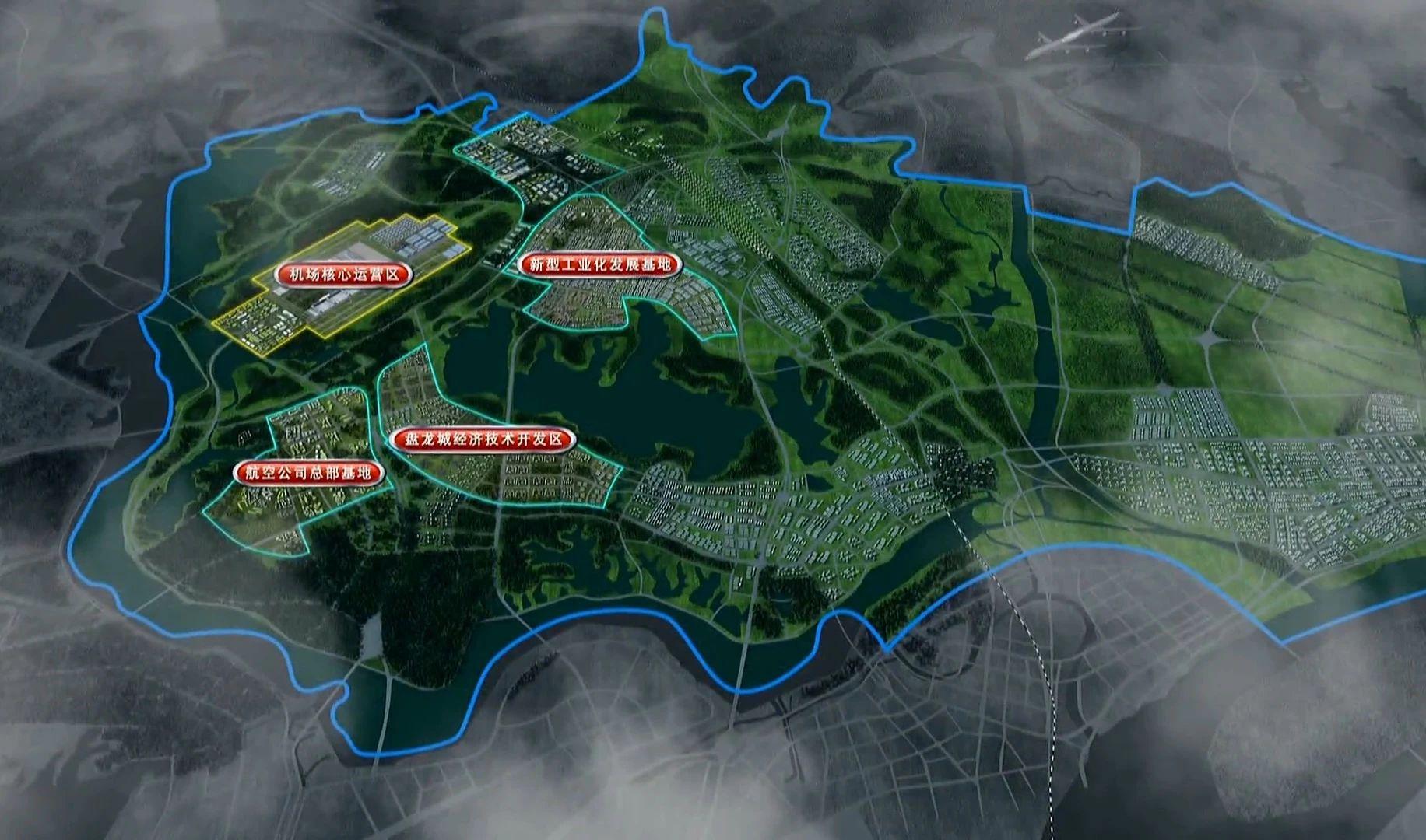 武汉市黄陂区强化项目支撑,151个亿元以上重大项目加快建设