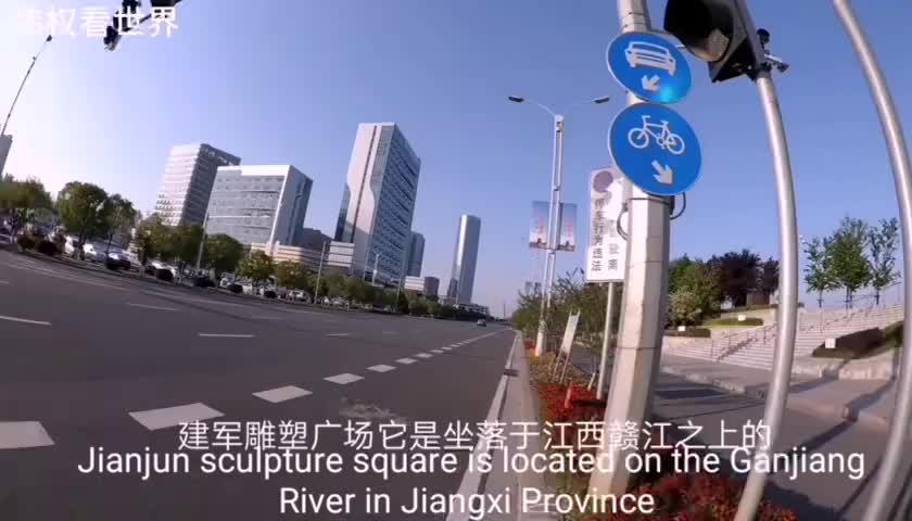 南昌凭什么建立建军雕塑广场,这个英雄城市有你不知道的一面