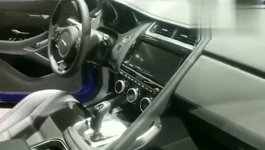 视频:2018成都国际车展探馆之捷豹E-pace