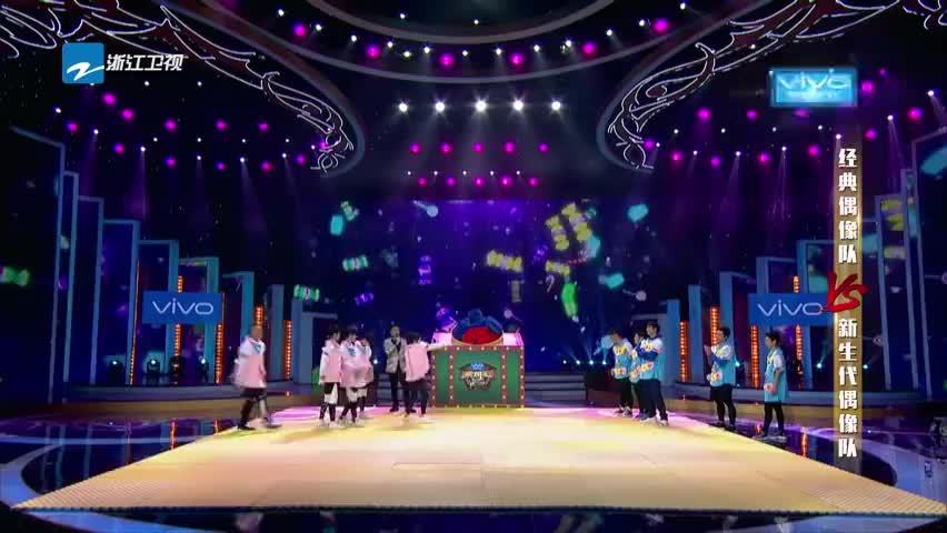 王牌:胡海泉遭到三小只围攻,王力宏却在一旁看戏,这样真的好吗