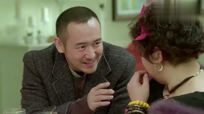 张大伟在韩淑萍面前说,自己喜欢晨曦,结果韩淑萍生气暴走