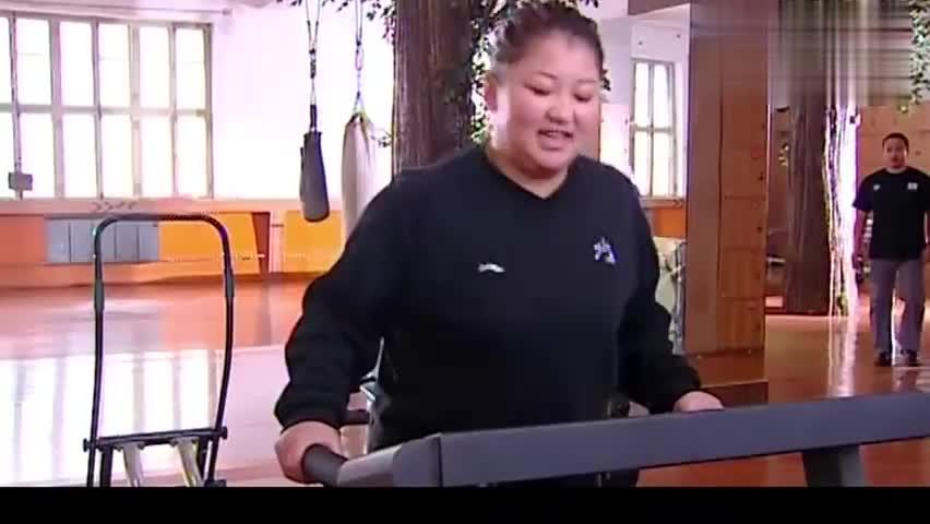 婷婷虽然有点胖,但是人家眼光还挺高,她还看不上大猛呢