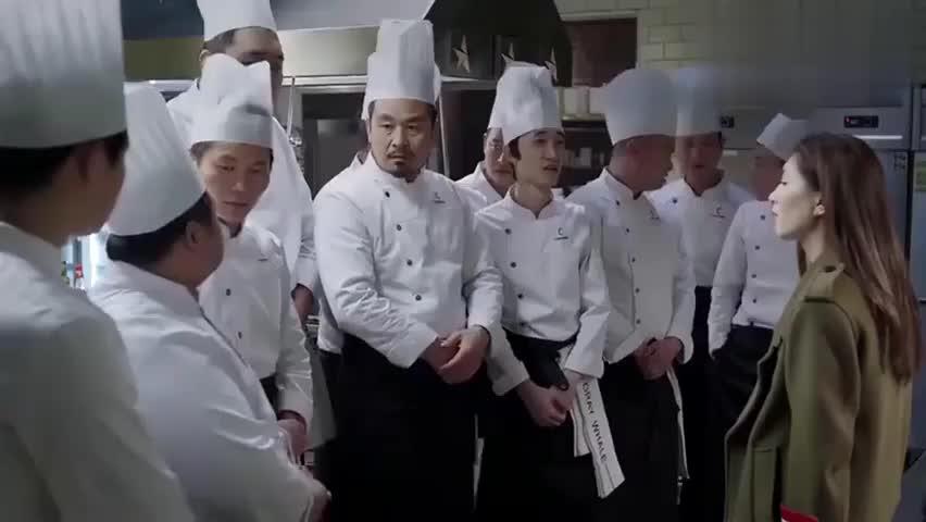 影视:厨子们各显神通,就为了美女的红包!