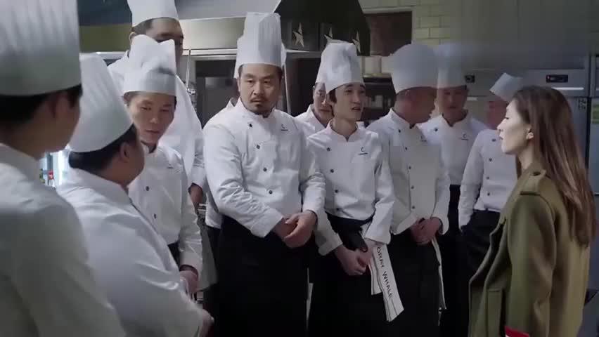影视:霸道女总裁发红包,大厨们各显神通,就为留男子!