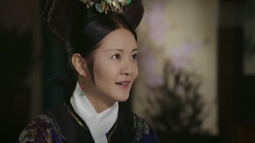 如懿传:颖嫔小可爱入宫后,不再是草原上小公主,这性格爱了