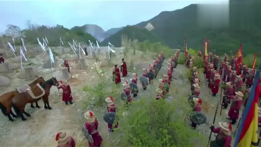 戚将军带兵从山东杀到浙江,大败倭寇,谁料却因私自动兵犯下死罪