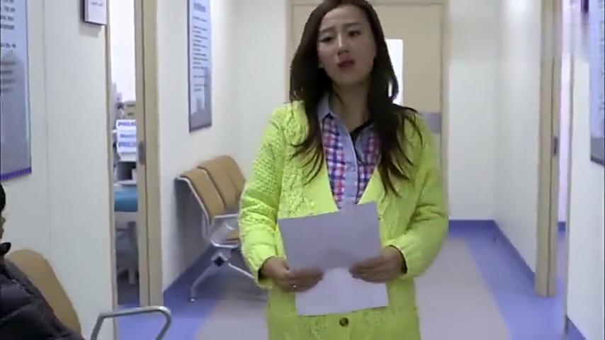 准妈妈医院检查,医生说长了条小尾巴把孕妈急哭