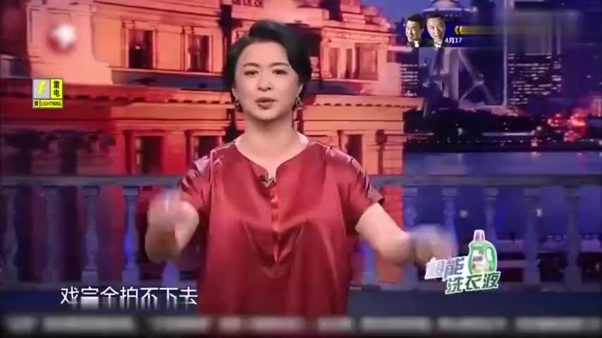 金星秀:我好歹是个女二号,怎么台词比群众演员还少,演不下去了