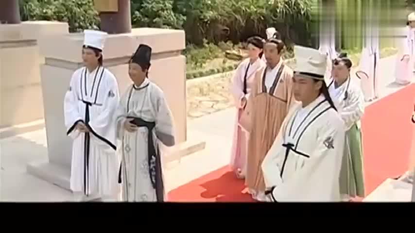 王大人突然到访书院,学生们见了王大人真容后,无情嘲笑他像太监