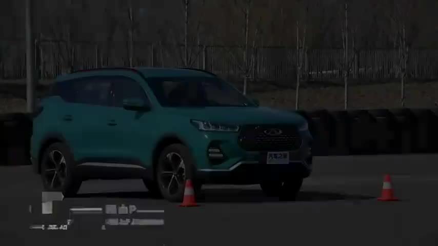 视频:2020款奇瑞瑞虎7性能测试