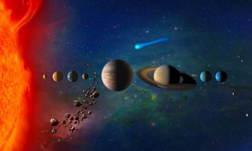 如果不穿宇航服,在太阳系其它类地行星上,我们大概能存活多久?