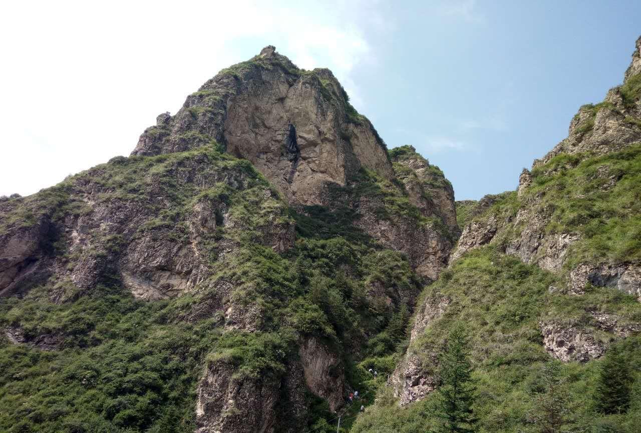 青海省 西宁市 南朔山旅游景区