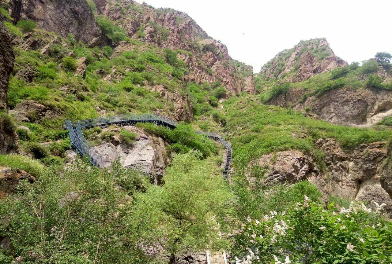 河北省 张家口市 小五台山自然保护区