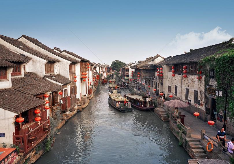 """苏州最值得一去的地方,古韵犹存热闹非凡,被称为""""姑苏第一街"""""""