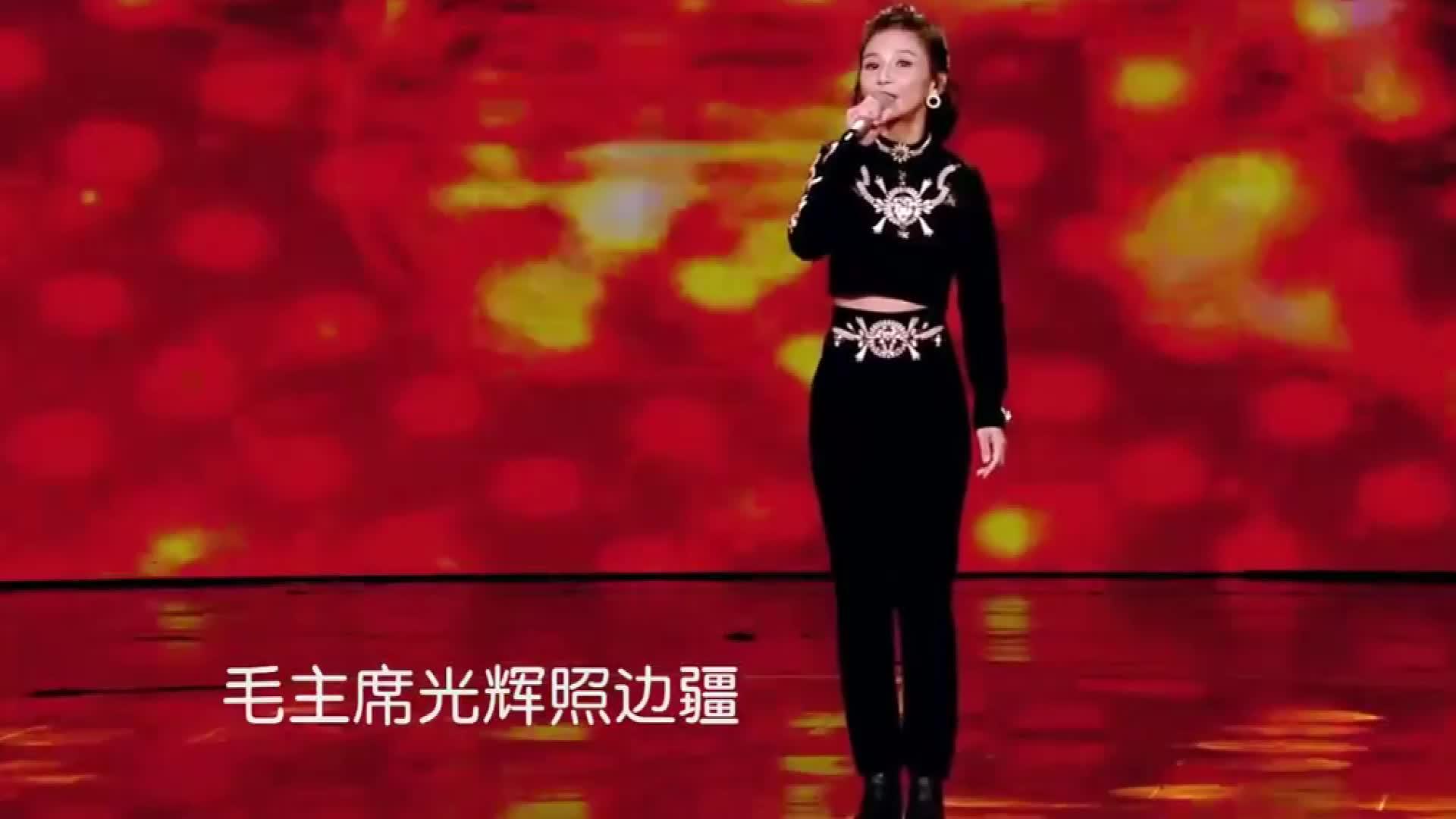 罗永娟再唱《阿瓦人唱新歌》,嗓音清亮回荡,十分好听呀!