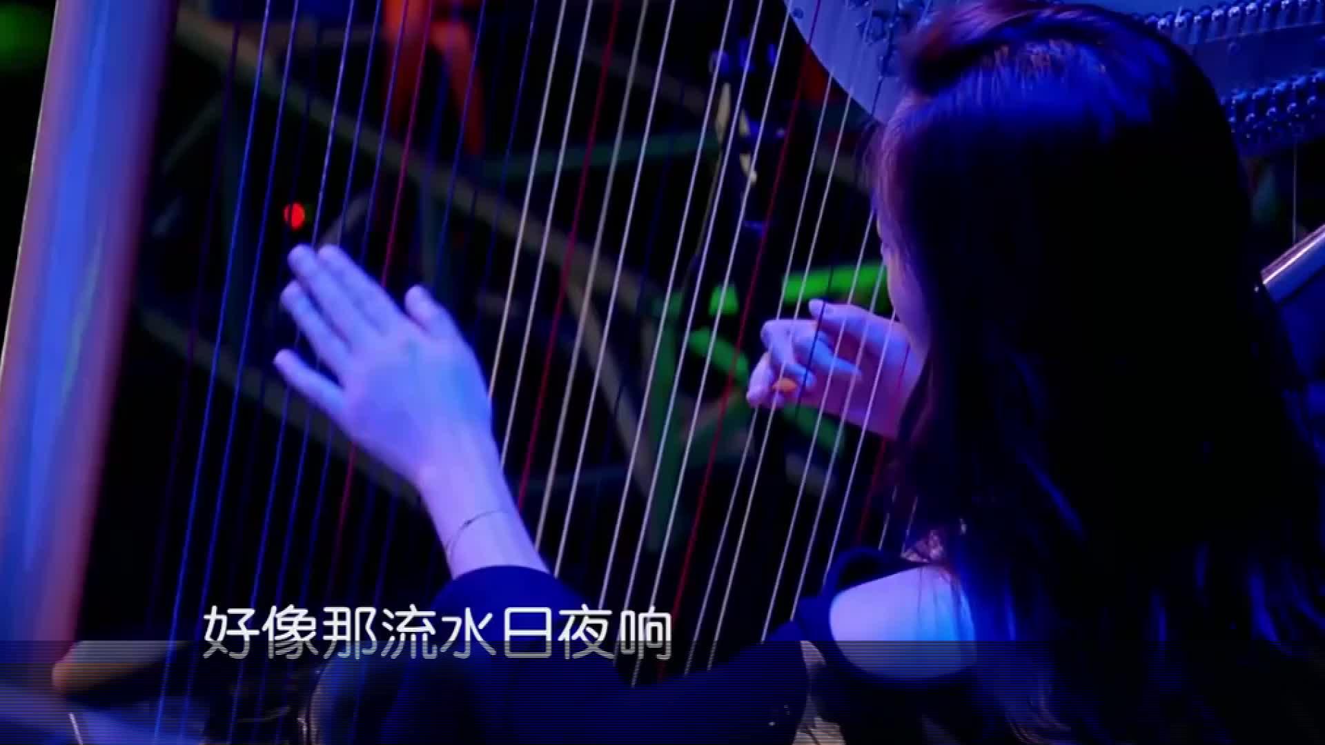 张海庆、严当当合唱《婚誓》,嗓音优雅深情,听一次入心泪目