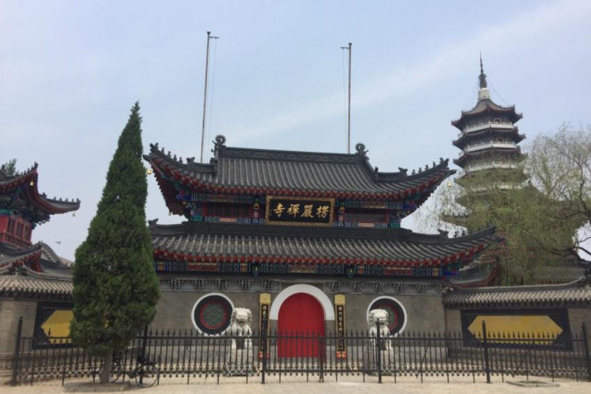辽宁号称第一的古刹,是东北禅林之首,曾远近闻名如今却鲜为人知
