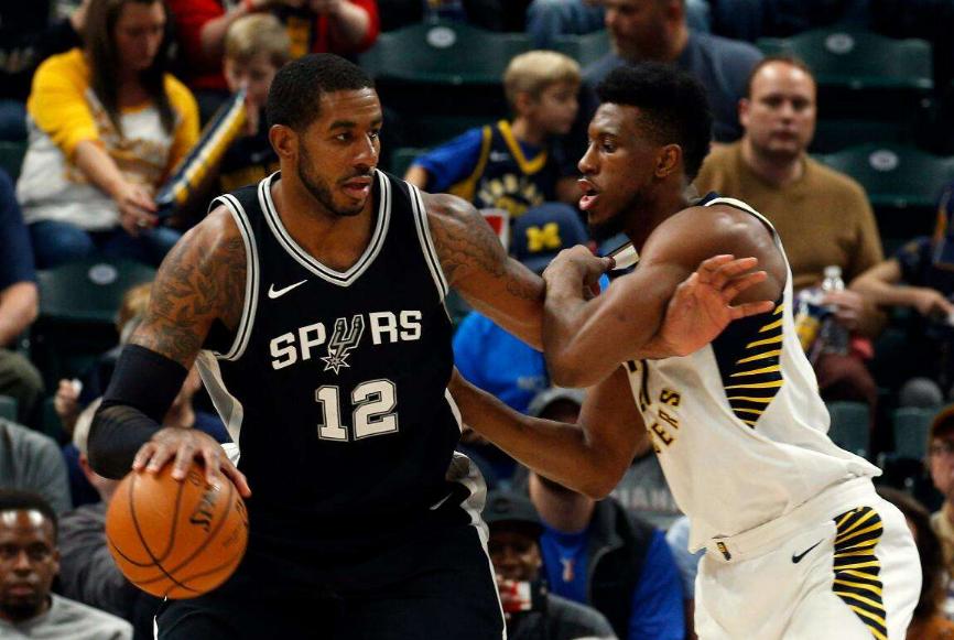 NBA常规赛,西部季后赛第八个名额的竞争已经进入到白热化阶段了