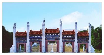 直击最后的实权皇帝咸丰墓地:15个嫔妃陪葬,下马碑显凄凉!