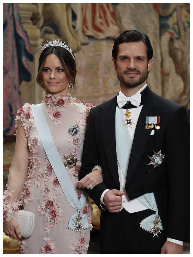 瑞典王室发新照庆小王子4岁生日!比路易都萌,遗传王妃神仙颜值