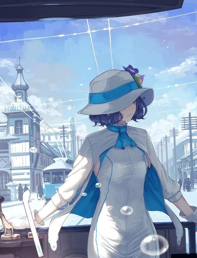 艺术家系列NO.853-1236873 日本插画师 清新淡雅的女孩日常 下篇