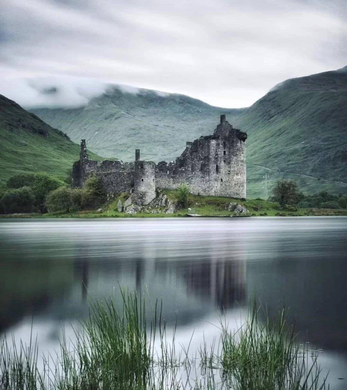 绝世而独立,苏格兰的暮光之城