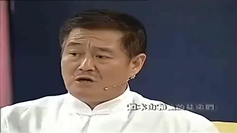 赵本山讲述徒弟们因为捧谁不捧谁闹别扭,徒弟们管他叫老爸