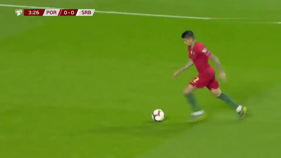 欧预赛-C罗伤退悍将达尼洛世界波救主葡萄牙1-1平塞尔维亚