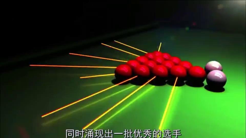 斯蒂芬李精彩集锦:不可思议的杆法与力量的结合,难怪被终生禁赛