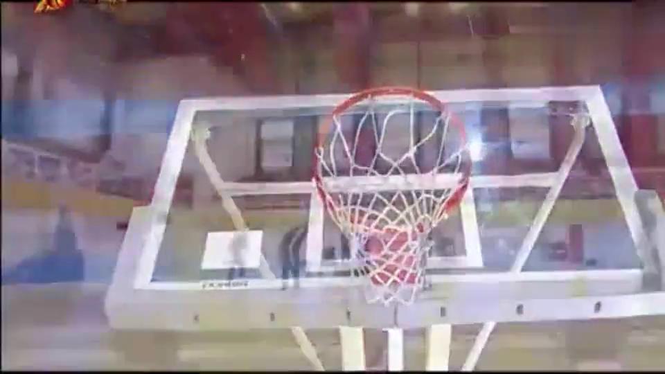 篮球火斗魂无极尊!篮坛神话正式出场,一招亢龙不悔,狂傲又霸气!