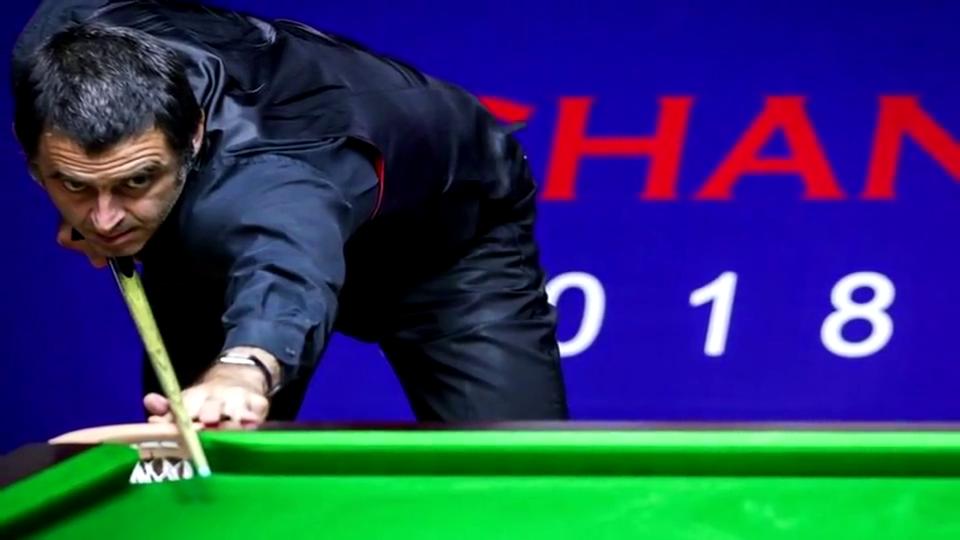 上海大师赛奥沙利文赛季首秀晋八强金左手晋级巫师出局