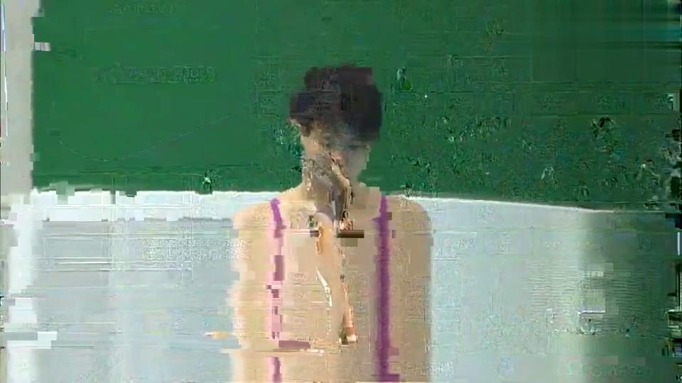 跳水回顾新一代跳水女王施廷懋,第一跳就展现绝对实力!