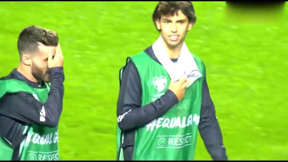 外语集锦葡萄牙4-2击败塞尔维亚