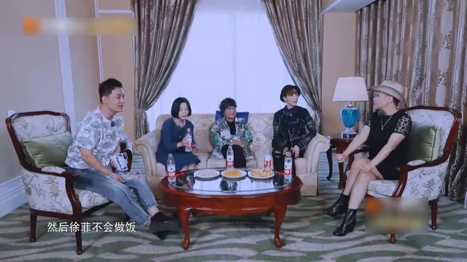 徐锦江看似不靠谱,但他用实际行动培养出最乖的儿子