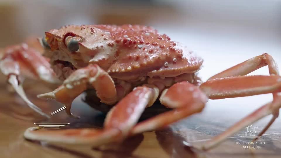 日本人吃螃蟹,比上海人还要讲究!