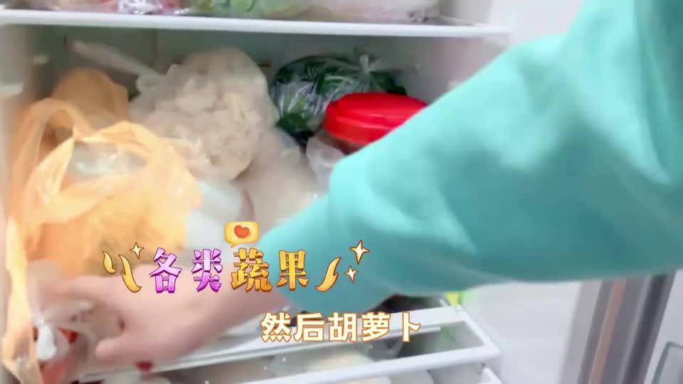 董力偷吃外婆做的秘制生姜,下一秒就吐了!
