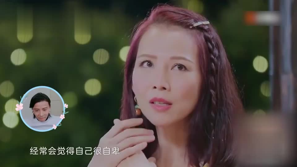 18岁委身刘銮雄,蔡少芬痛哭骂自己垃圾,感谢张晋不嫌弃自己!
