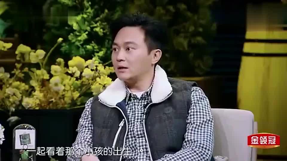 """张智霖陪袁咏仪进产房直发抖,魔童出生直接请医生""""喝茶"""""""