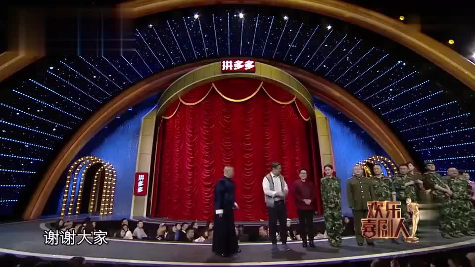贾冰总决赛作品直接把老郭涛的妈妈请来做助演,扬言沾下电影的光